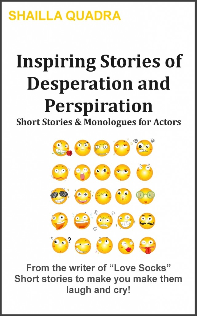 inspiring stories of desperation perspiration by shailla quadra